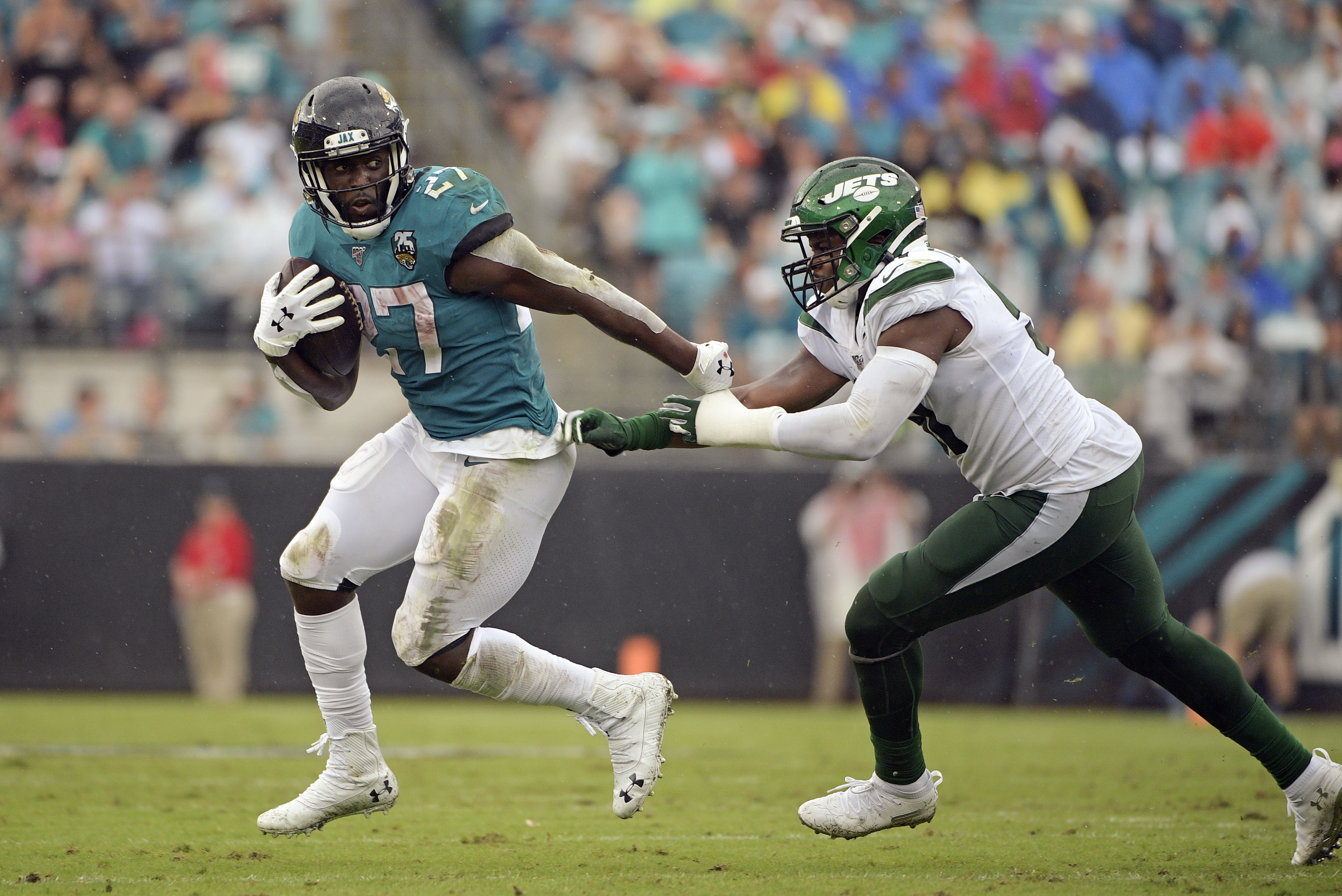 Fournette's growth leads to role as peacemaker, playmaker