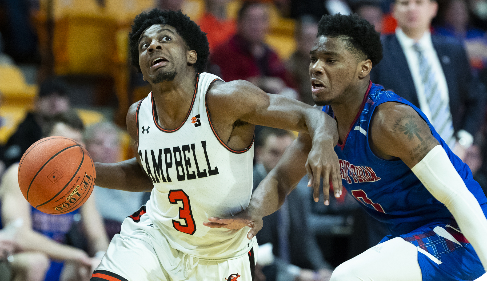 Campbell's Clemons dazzles among game's small (big) scorers