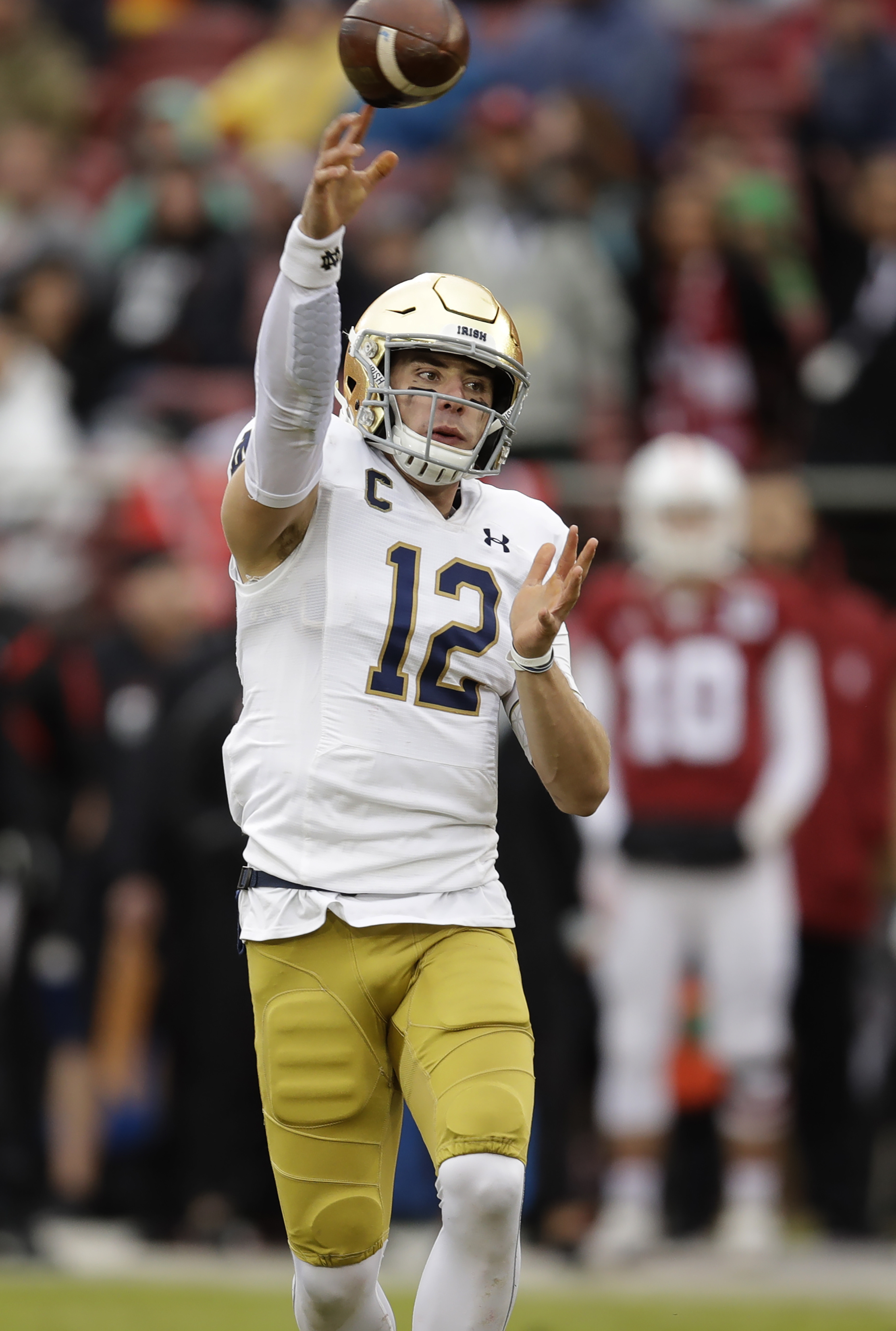 Notre Dame eyes strong finish vs Iowa State in bowl matchup