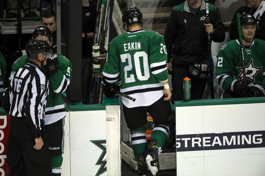 Dallas Stars Suspensions Playing a Role in Lineup