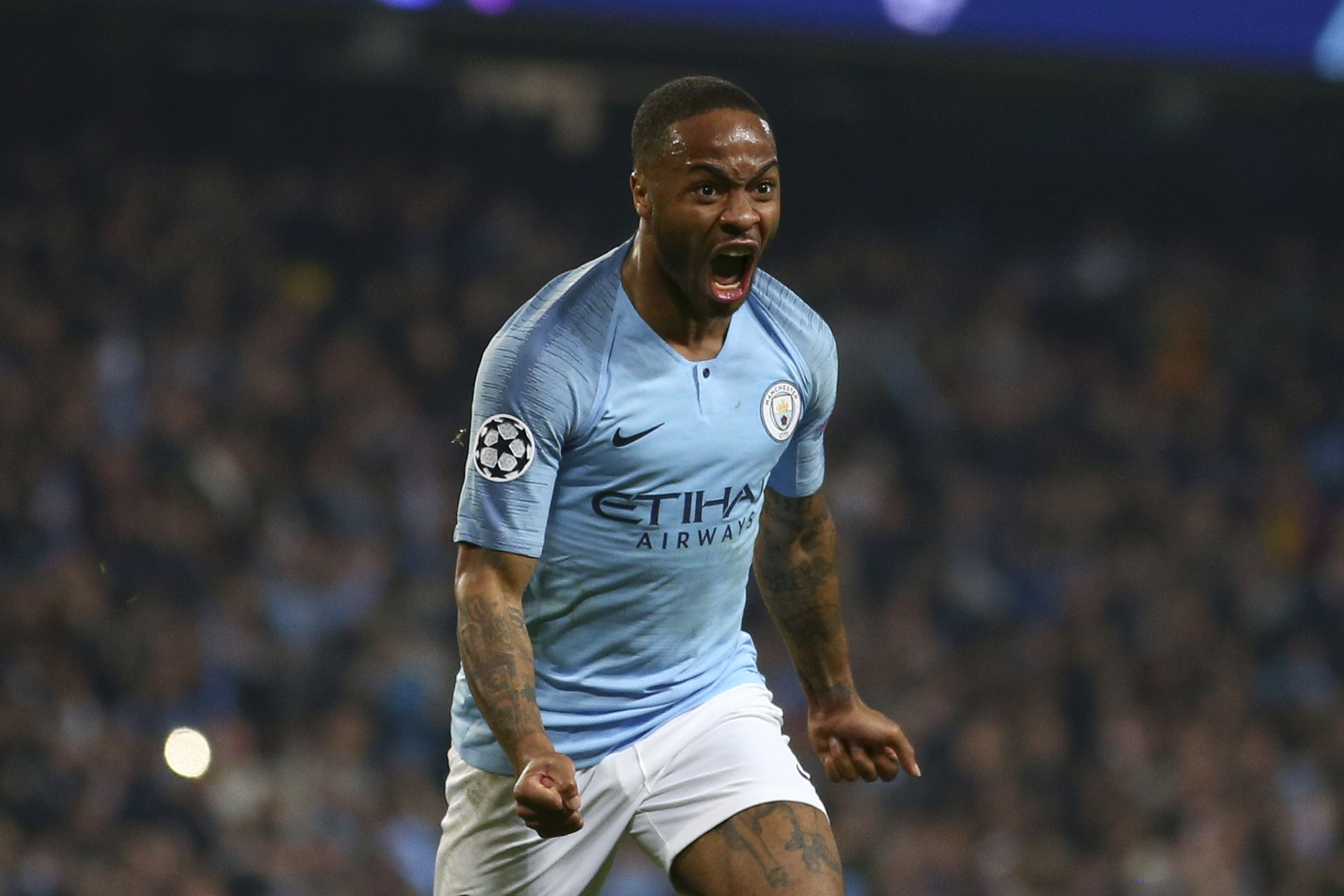 Sterling voted as player of the year by soccer writers