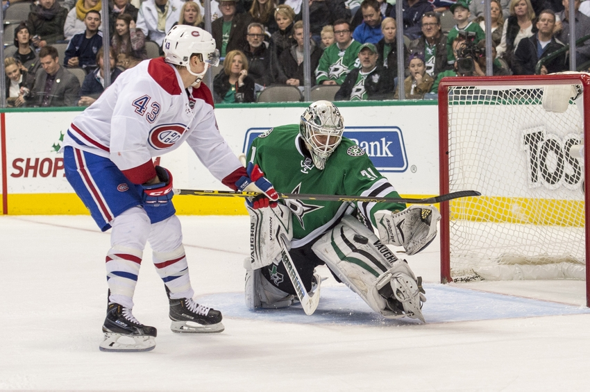 Dallas Stars Welcome Canadiens In Final Game Of Homestand