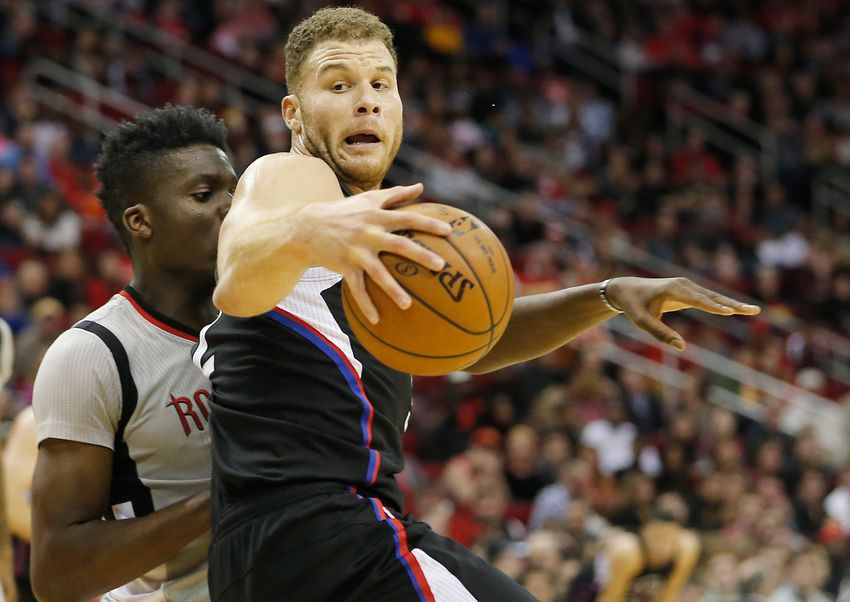 Injuries to Griffin and Capela Opens Door in West - Can Thunder seize opportunity
