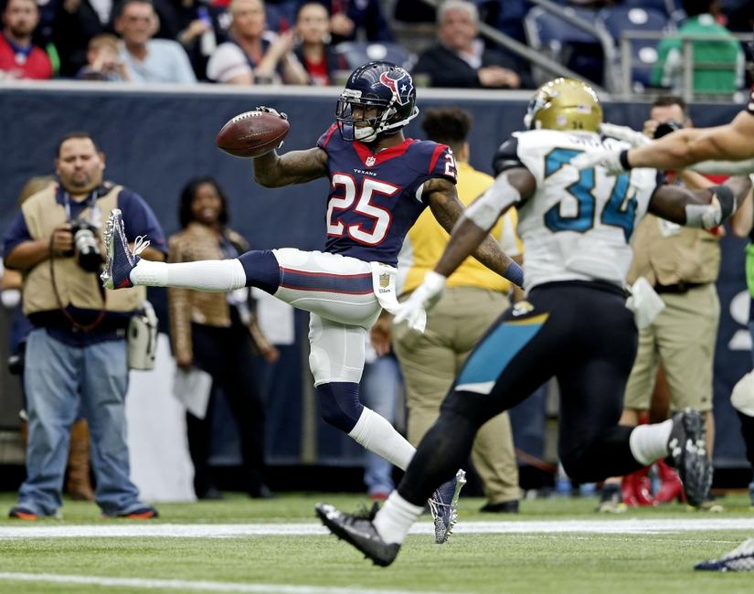 Texans vs Jaguars Injury Report
