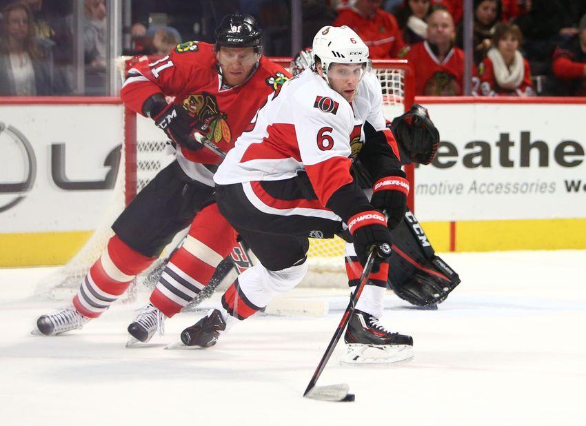 Ottawa Senators at Chicago Blackhawks Game Preview