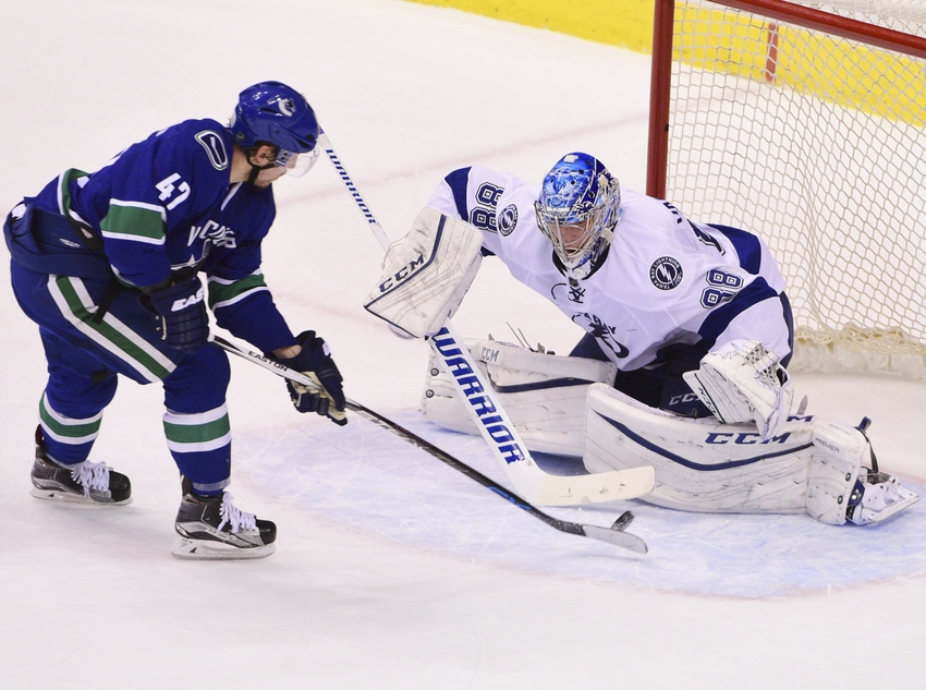 Vancouver Canucks vs. Tampa Bay Lightning: Preview, Lineups