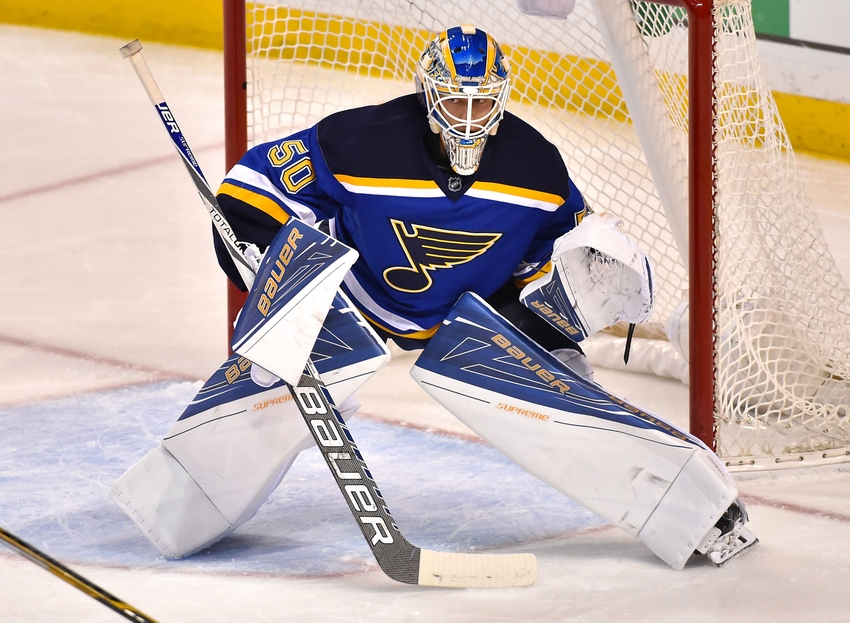 St. Louis Blues:  The Third Day Of Bluesmas