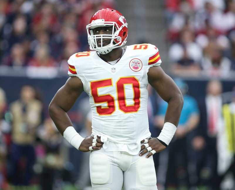 Chiefs injury report: Justin Houston practices fully