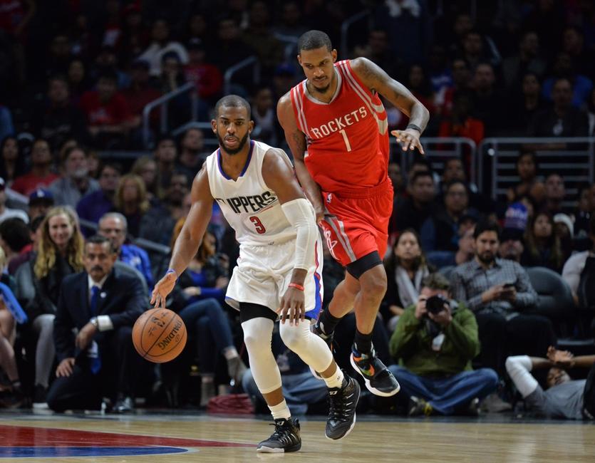 Game Day: Houston Rockets vs LA Clippers