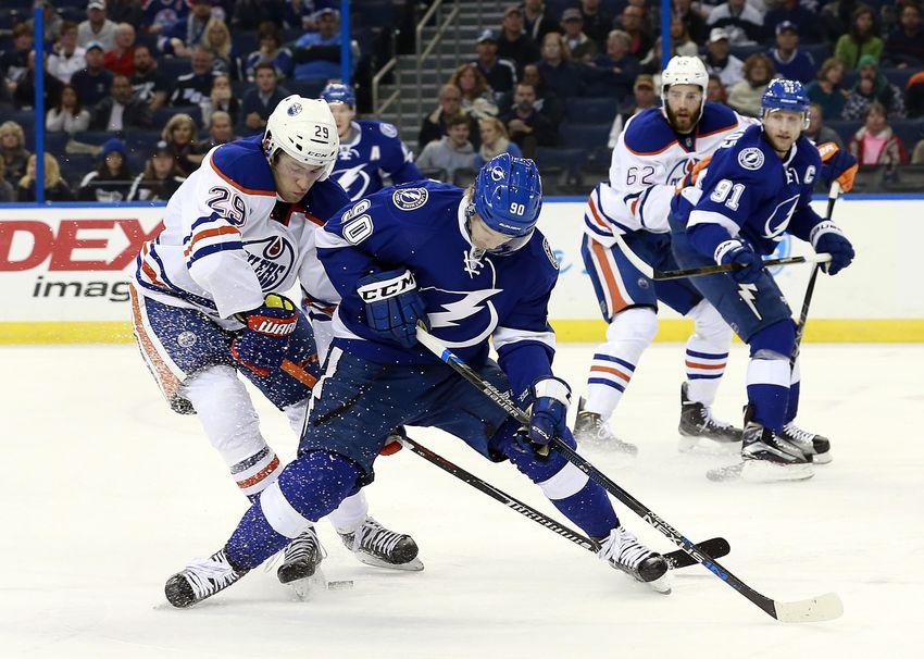 Tampa Bay Lightning Vs. Edmonton Oilers: Live Thread For Game No. 32