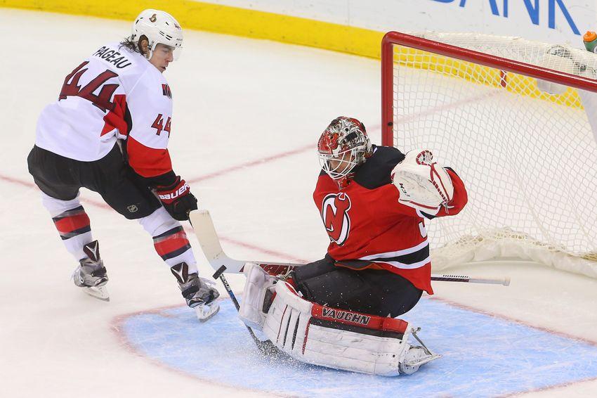 New Jersey Devils at Ottawa Senators Game Preview