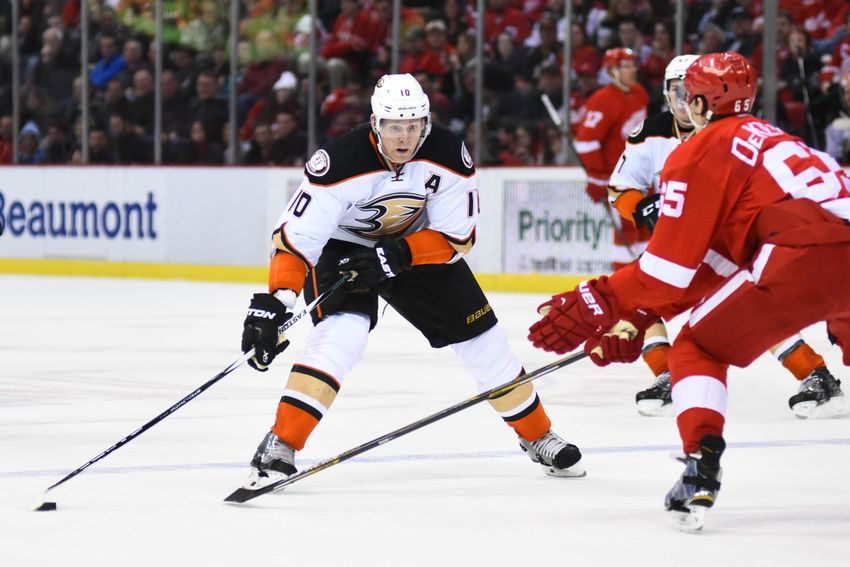 Gameday Preview: Anaheim Ducks vs Detroit Red Wings