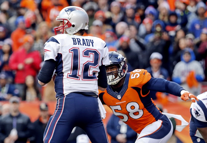 Patriots at Broncos Live Stream: Watch NFL Online