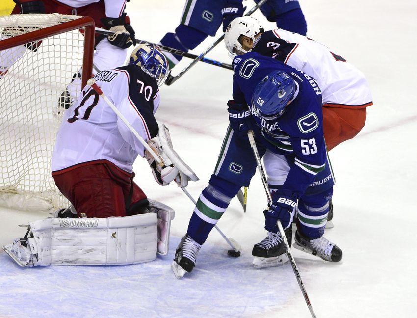 Vancouver Canucks vs. Columbus Blue Jackets: TV, Radio, News, Predictions
