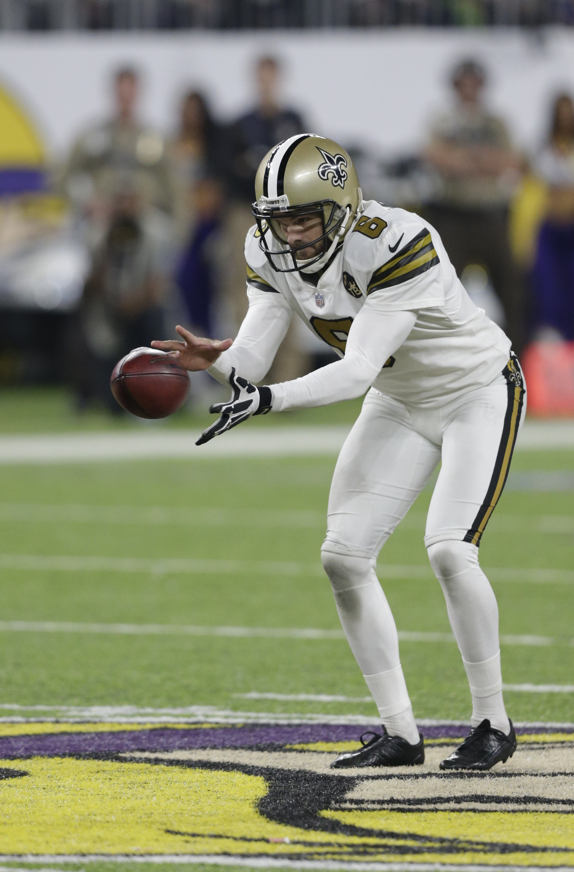 Punt? Why bother for Morstead as Saints set scoring records?