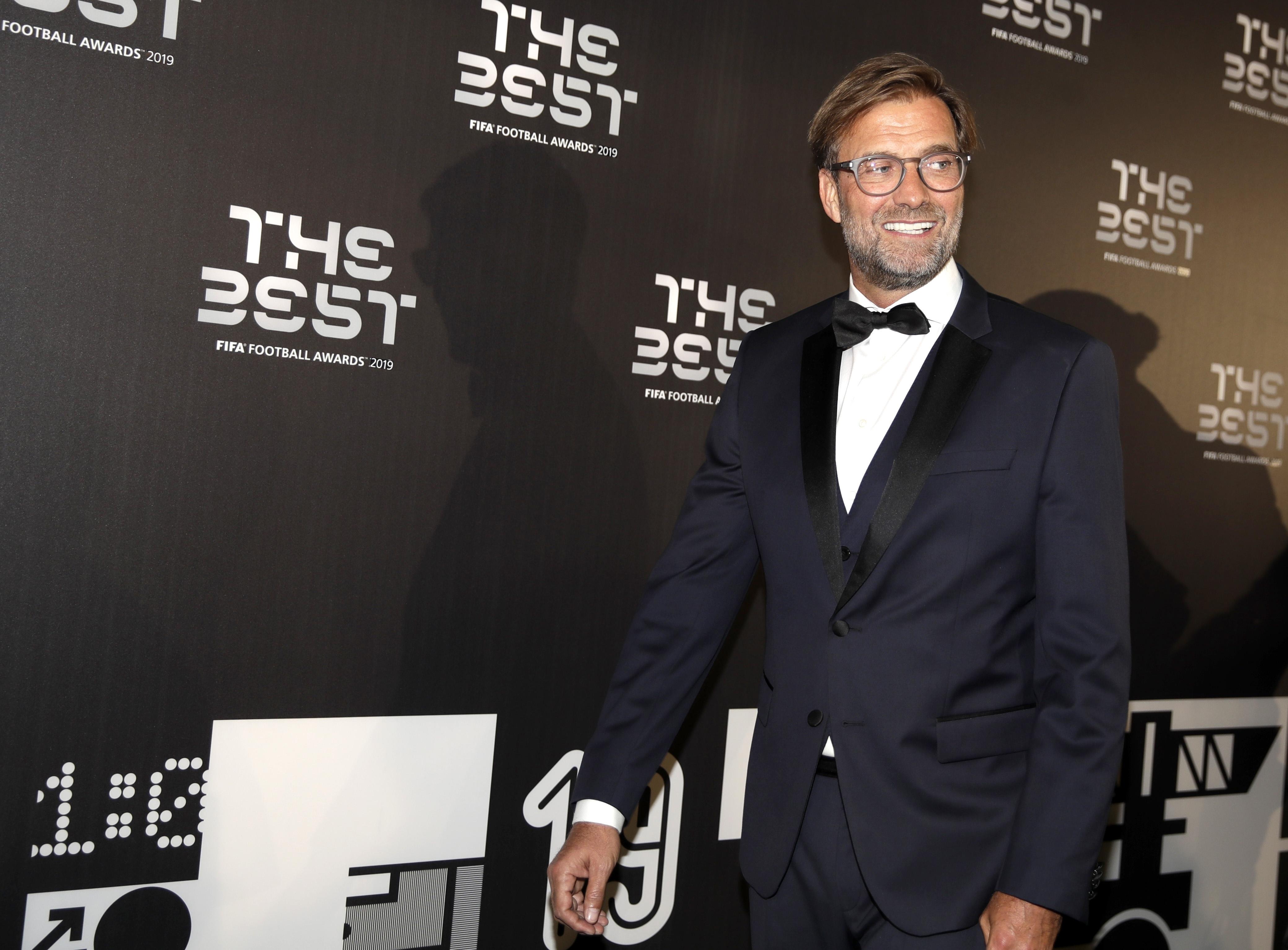 The Latest: Rapinoe wins FIFA player of the year award