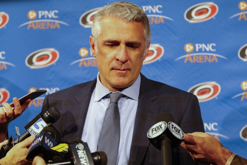 A Way Too Early Look at the Carolina Hurricanes Trade Deadline Plans