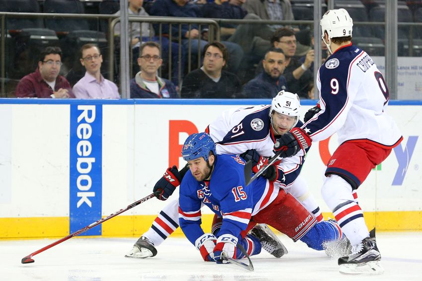 New York Rangers: Responding to Larry Brooks' article