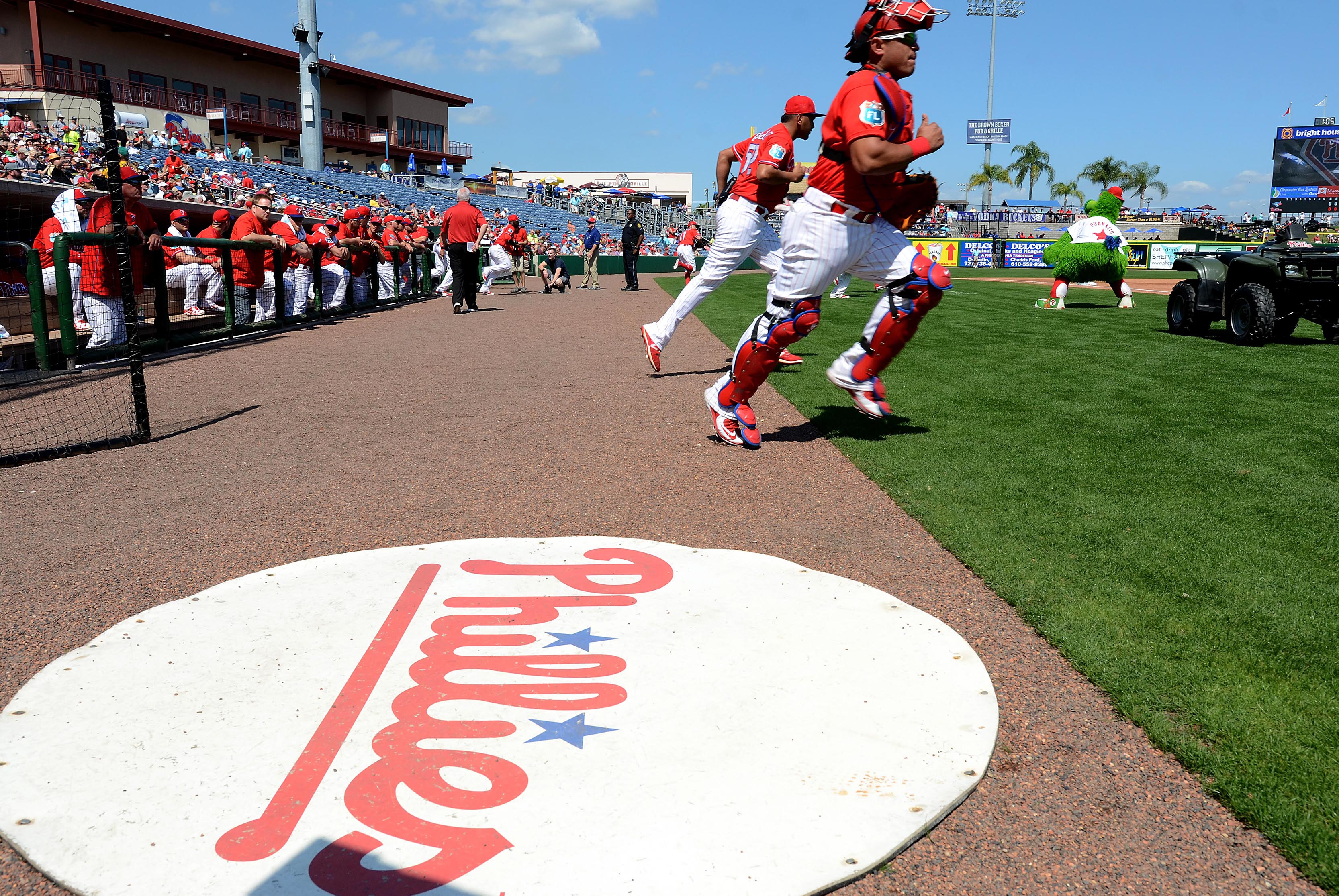Phillies: Unpacking the Talent in Camp