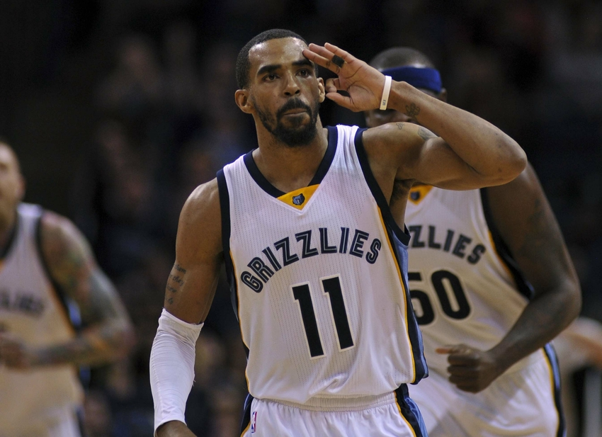 Memphis Grizzlies: Mike Conley Is Having A Career Year
