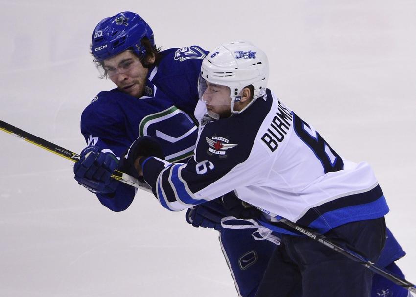 Vancouver Canucks vs. Winnipeg Jets: Preview, Lineups