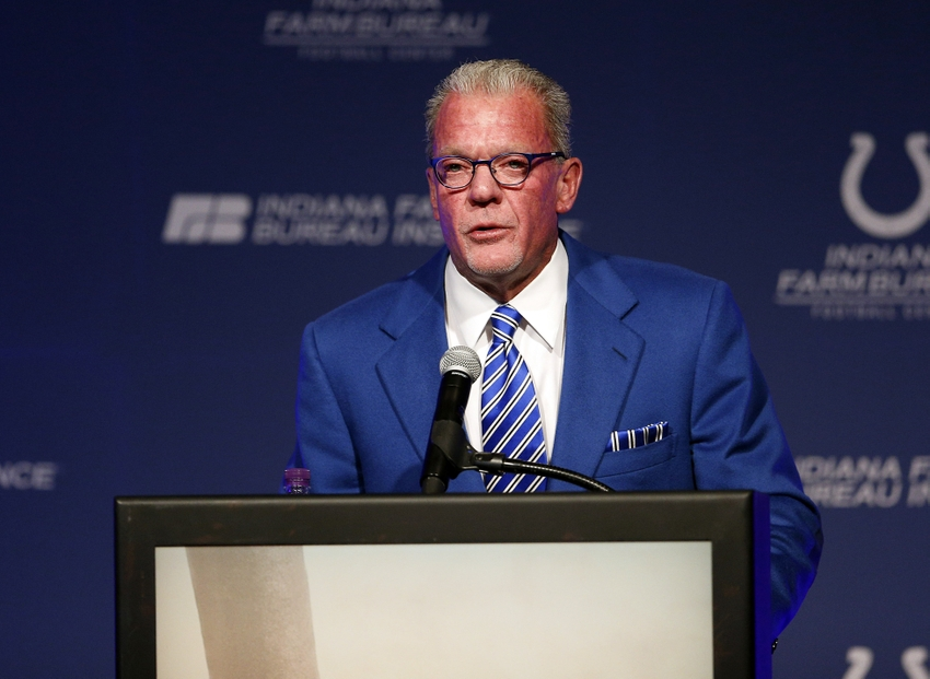 "Jim Irsay ""isn't anticipating making any changes"", but realistically should he?"