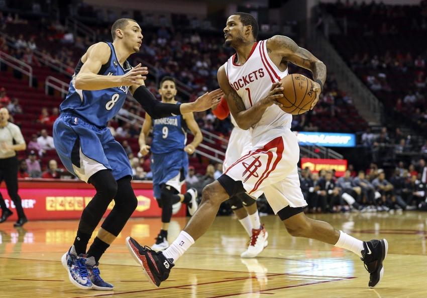 Game Day: Houston Rockets vs. Timberwolves