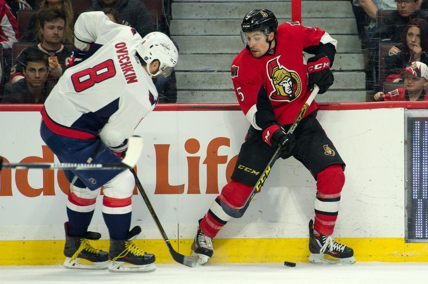 Ottawa Senators at Washington Capitals Game Preview