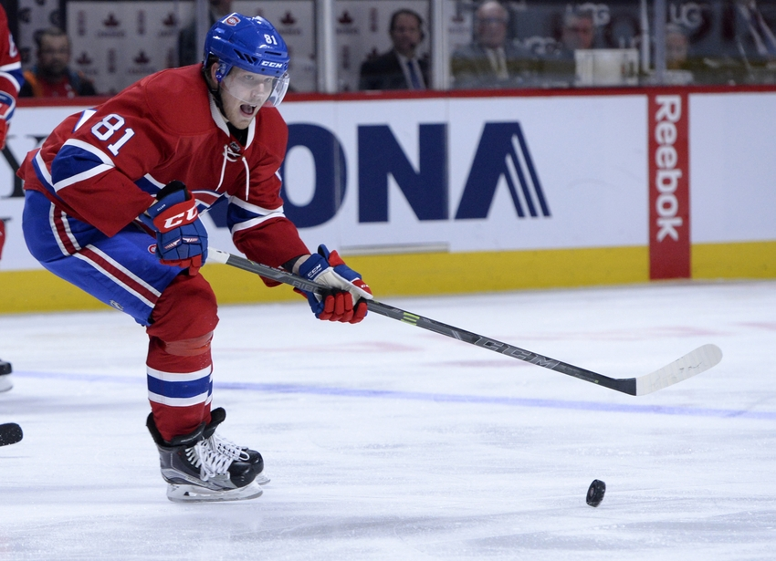 Montreal Canadiens Won The Lars Eller Trade