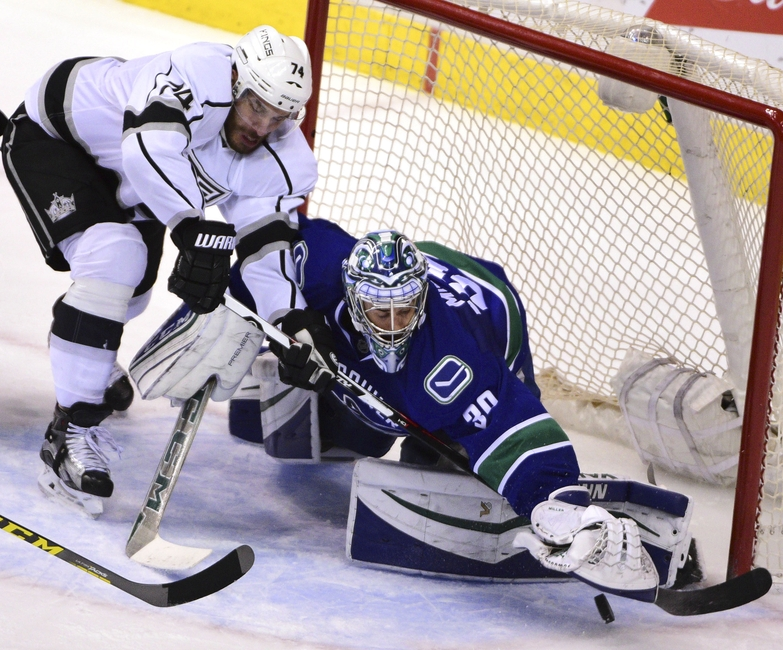 Vancouver Canucks vs. Los Angeles Kings: Preview, Lineups