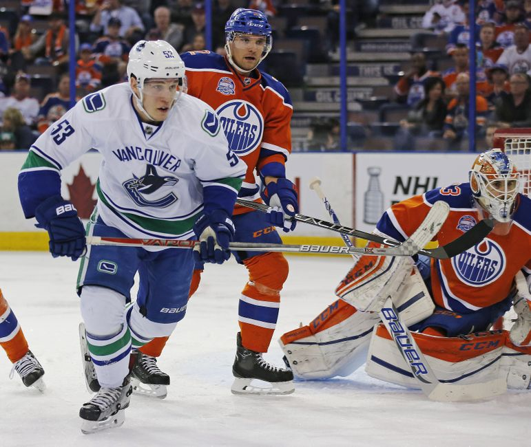 Vancouver Canucks Win Third Straight, Beat Edmonton Oilers in Shootout