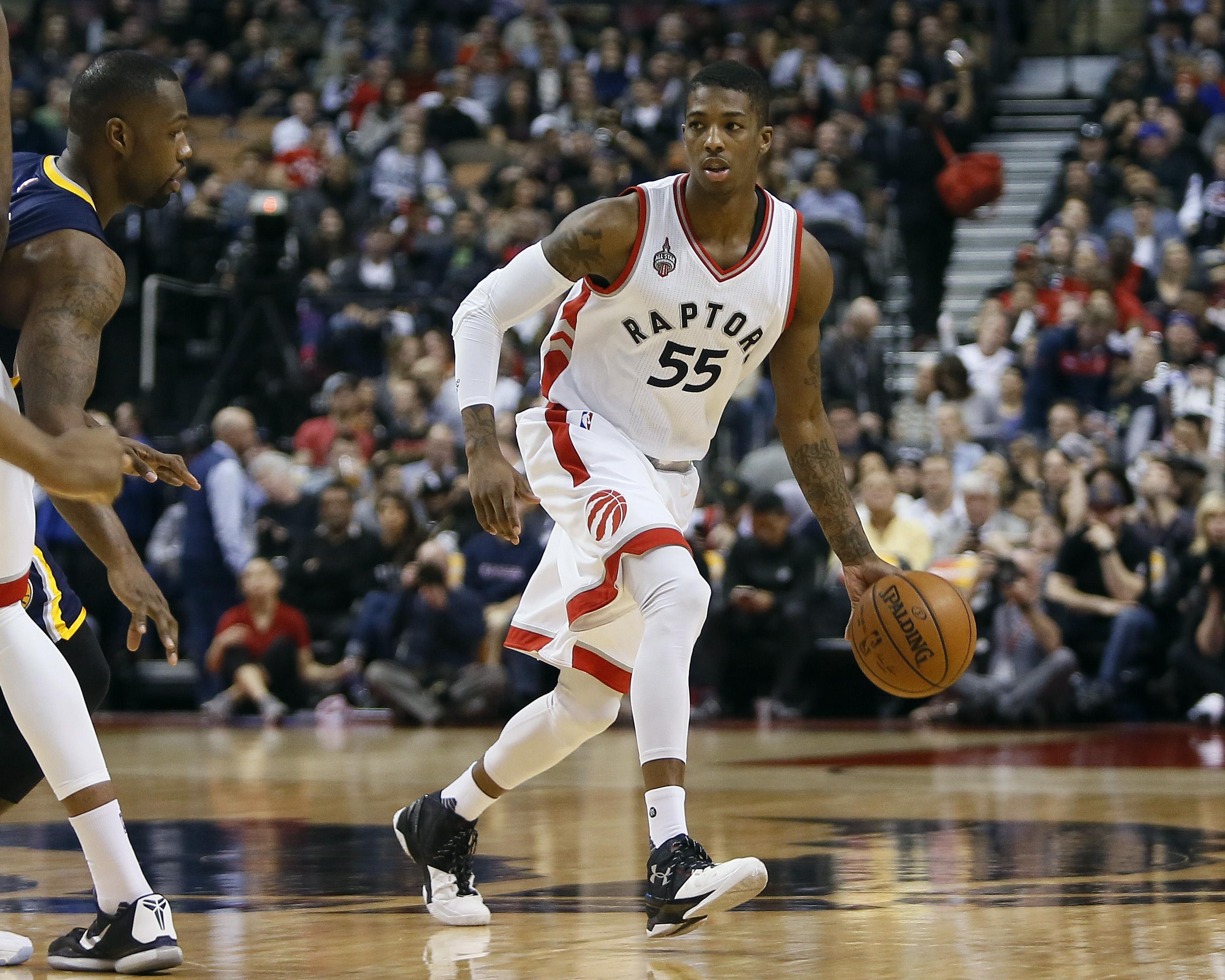 Toronto Raptors Must Make A Decision With Delon Wright
