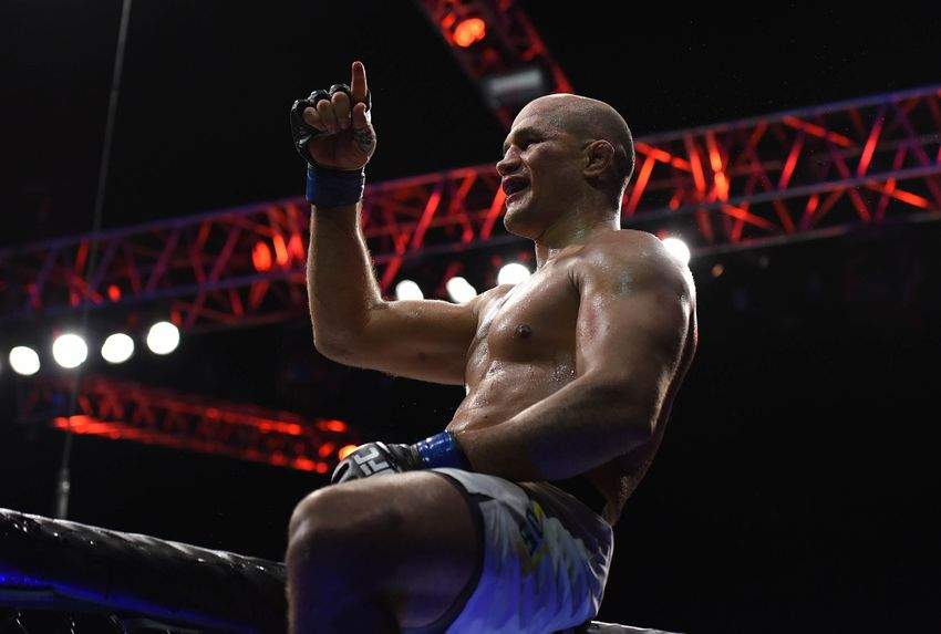 UFC Halifax: Junior dos Santos vs. Stefan Struve Headlines in February