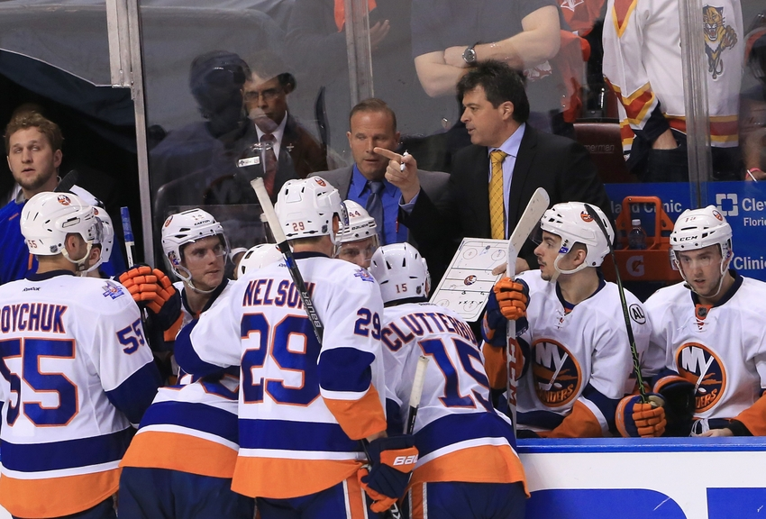 New York Islanders Daily: Potential Lineup Changes
