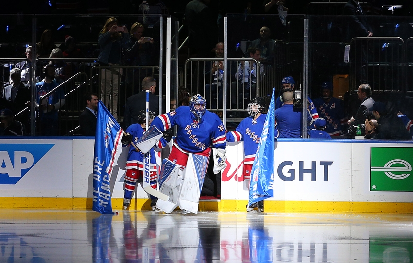 New York Rangers: How to Contend for the Stanley Cup