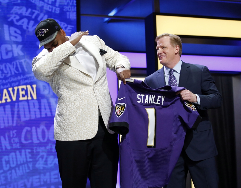 Grading The Baltimore Ravens 2016 Rookie Draft Class
