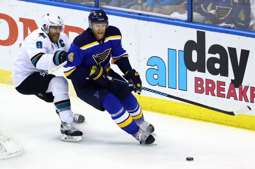 St. Louis Blues:  The Second Day Of Bluesmas