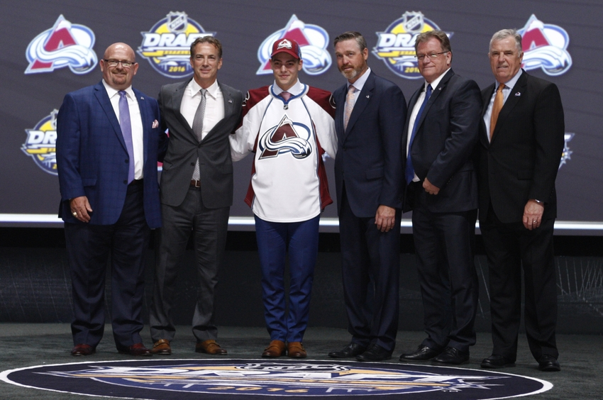 Colorado Avalanche Prospect Tyson Jost is the Real Deal