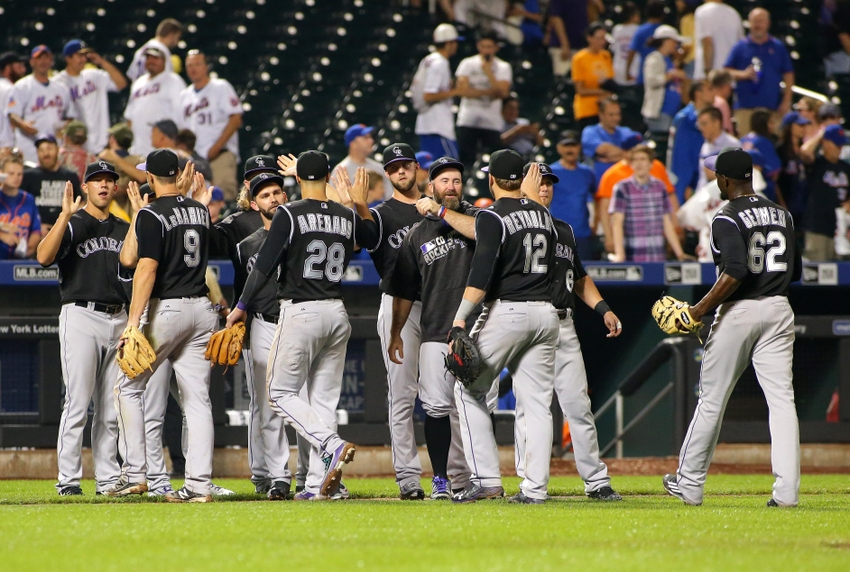 Colorado Rockies: 10 Highlights from the 2016 Season
