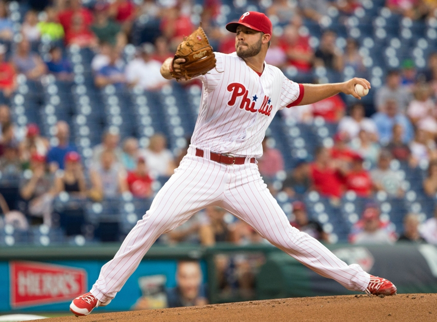 Phillies Organization Severely Lacking Left-Handed Pitching