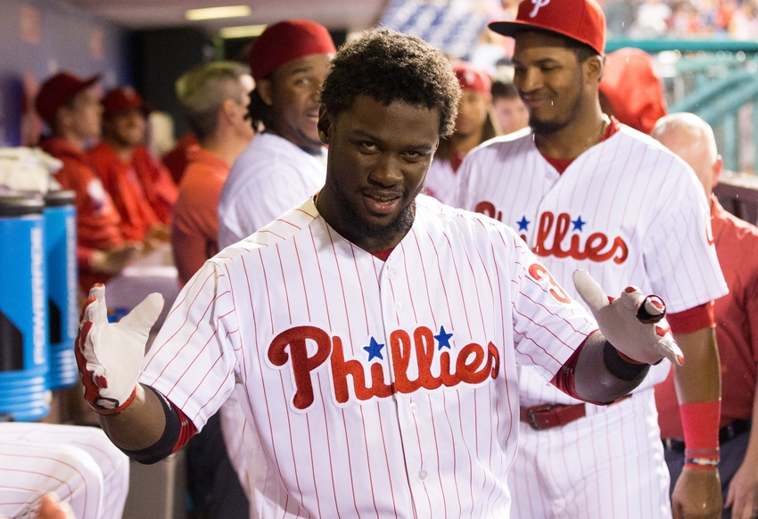 Philadelphia Phillies Make a Statement, Ink Odubel for Five Years