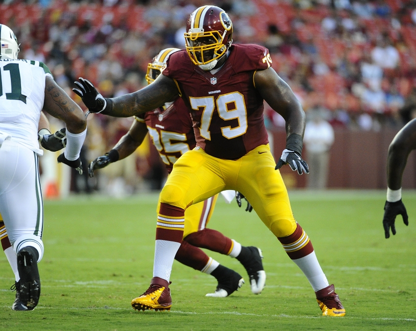 Will Ty Nsekhe End Up Back With The Washington Redskins?