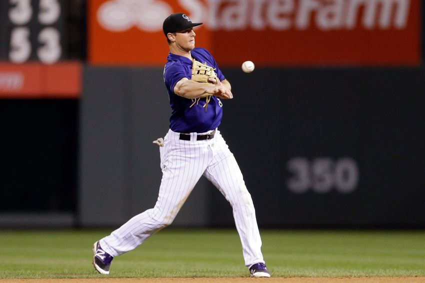 Colorado Rockies: Grading the 2016 Middle Infielders