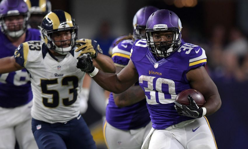 C.J. Ham promoted to 53-man active roster by Minnesota Vikings