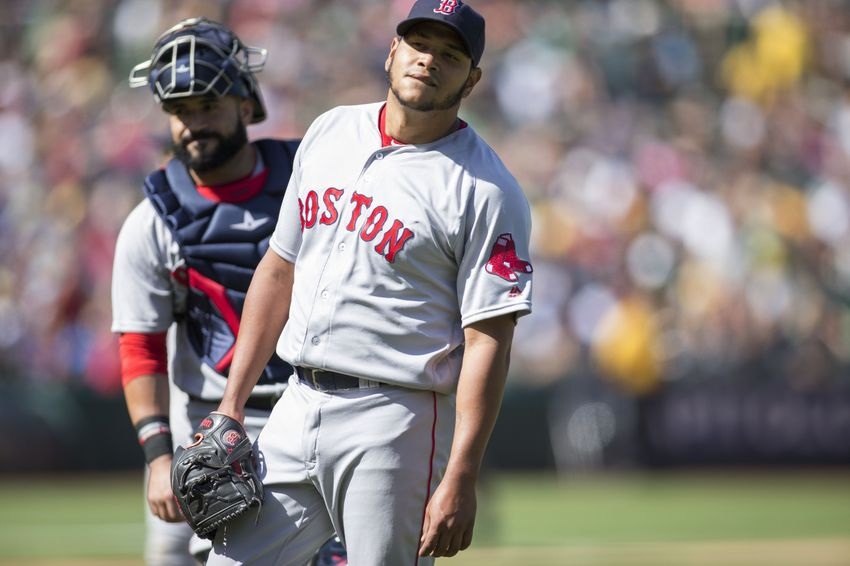 Boston Red Sox: Should Eduardo Rodriguez pitch in the WBC?