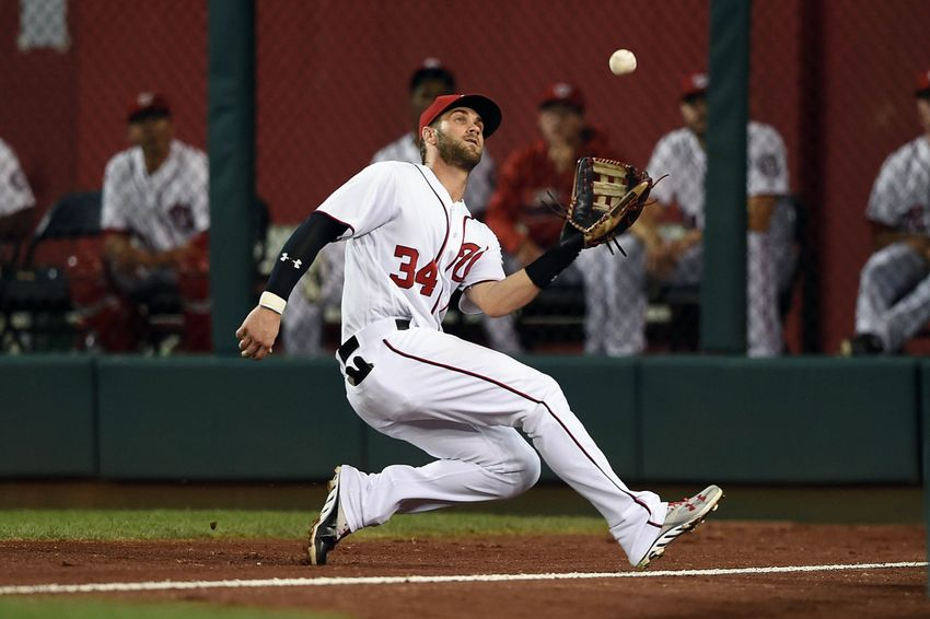 Washington Nationals: Outfield Shift Might Do Wonders