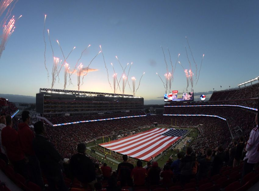 Happy New Year, 49ers Fans, from Your Friends Here at Niner Noise!