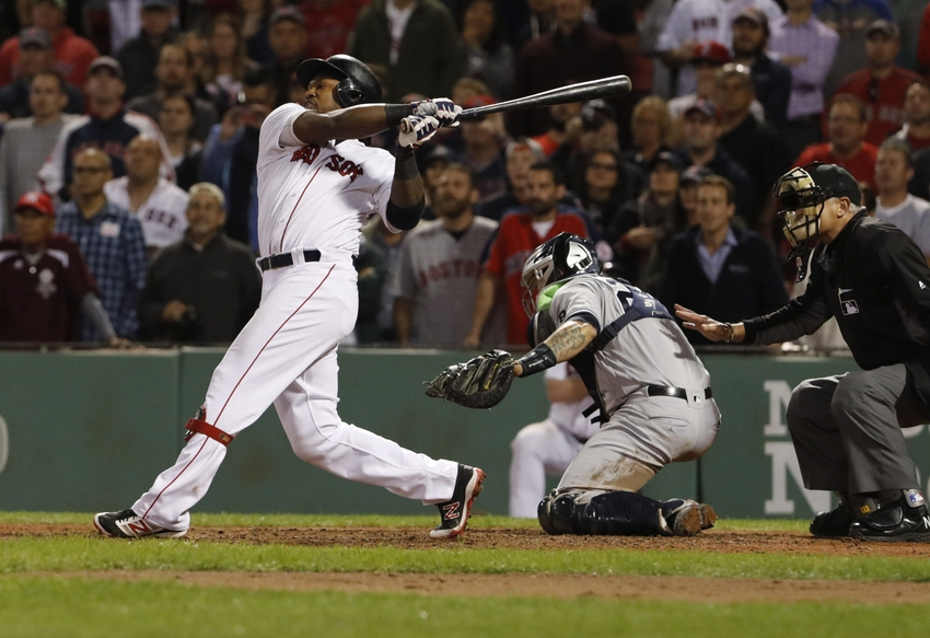 Boston Red Sox: Hanley Ramirez will be the most important player in 2017
