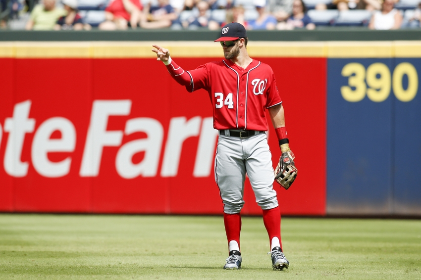 Washington Nationals: Bryce Harper And Adam Eaton Making Waves