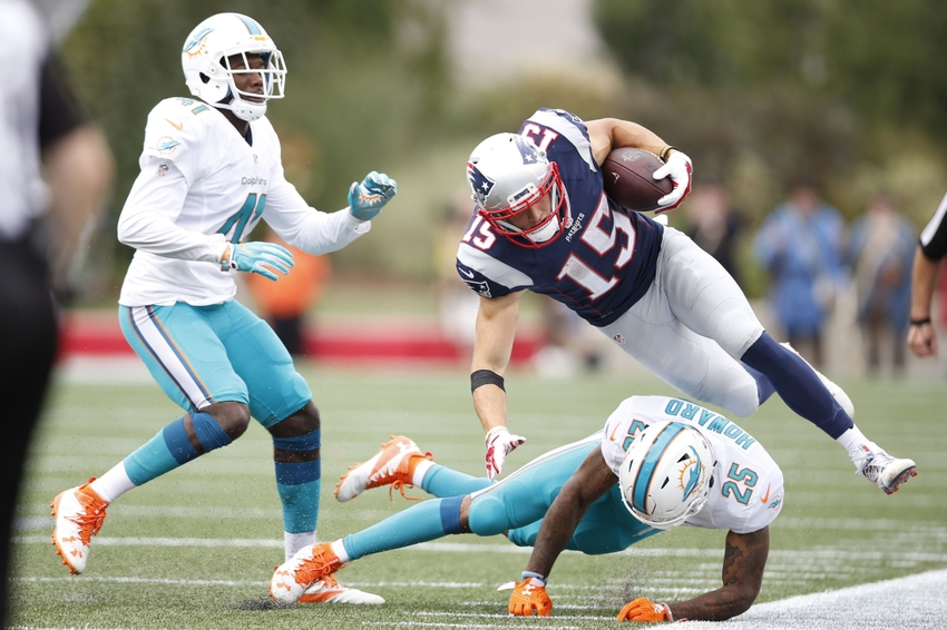 New England Patriots at Miami Dolphins: Top 5 Matchups in NFL Week 17